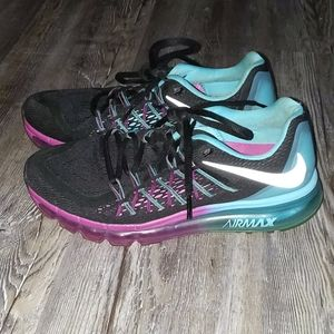 Mike Air Max running sneakers Sz 8.5 worn twice